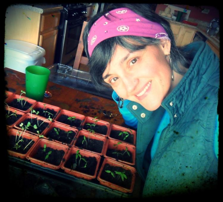 Me and seeds