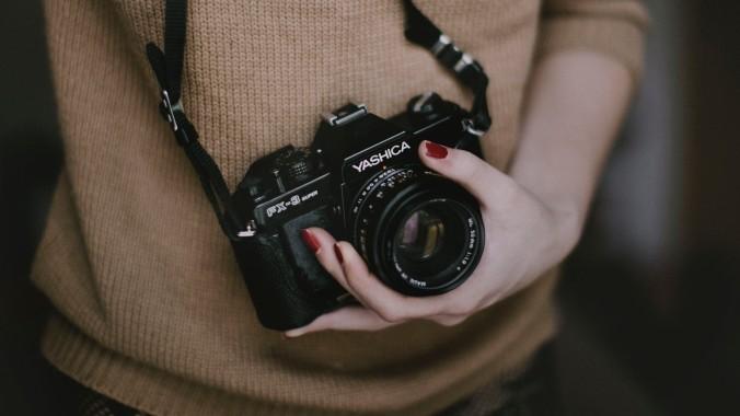 camera-woman