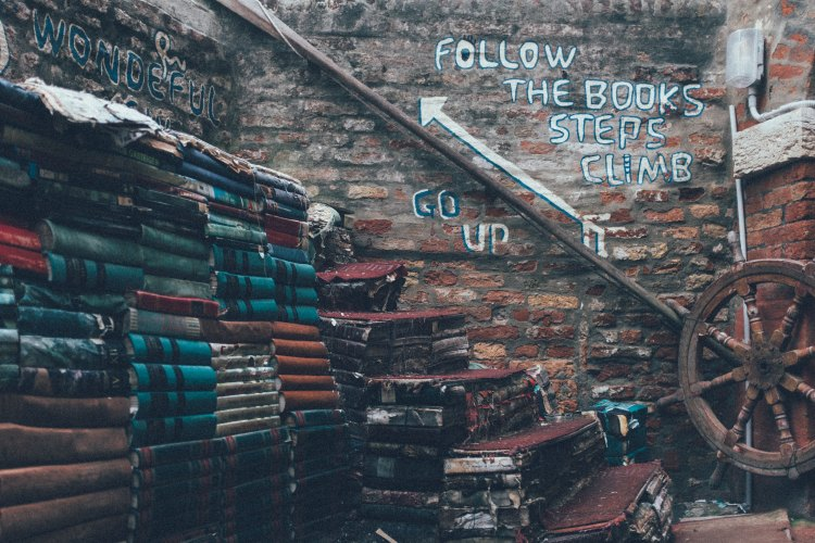 book-steps