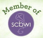 SCBWI member badge